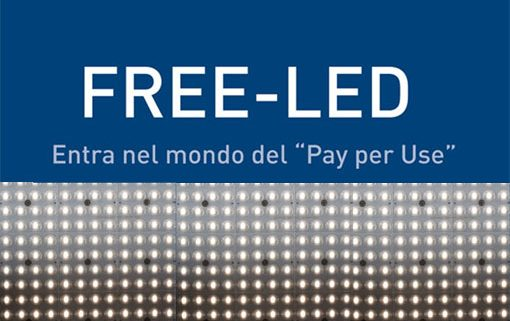Free-Led: Pay per Use