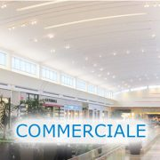 Impianto a Led Settore Commerciale -Nasar