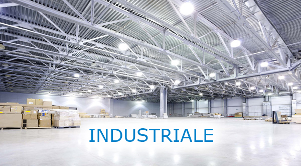Impianto a Led Settore Industriale - Nasar